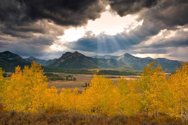 Galena Summit, Idaho, United States