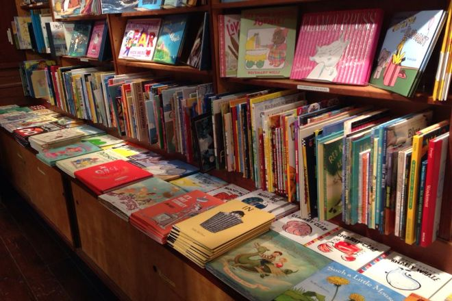 Gallery Bookshop & Bookwinkle's Children's Books, Mendocino, United States