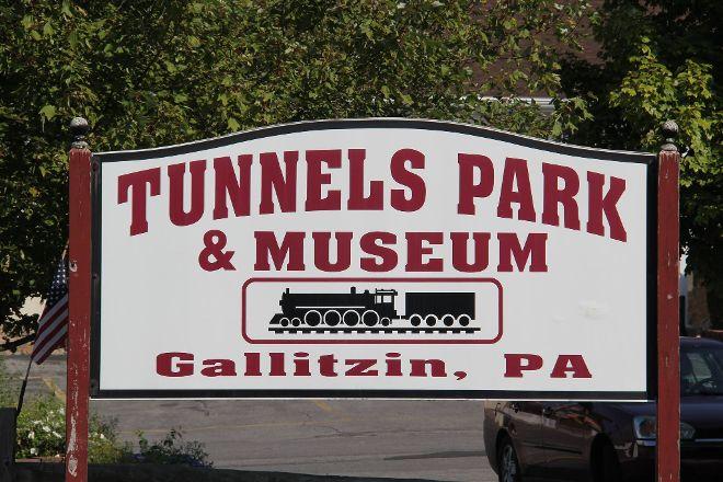 Gallitzin Tunnels Park & Museum, Gallitzin, United States