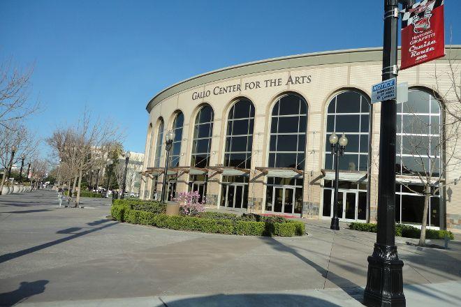 Gallo Center for the Arts, Modesto, United States