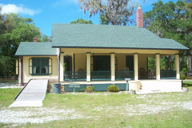 Gamble Place Historic District, Port Orange, United States