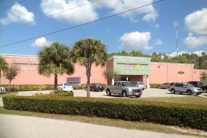 Gannon's Antiques & Art, Fort Myers, United States
