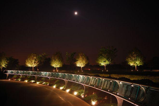 Garden of Reflection 9/11 Memorial, Yardley, United States