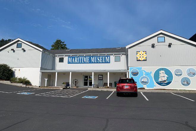 Garibaldi Museum, Garibaldi, United States