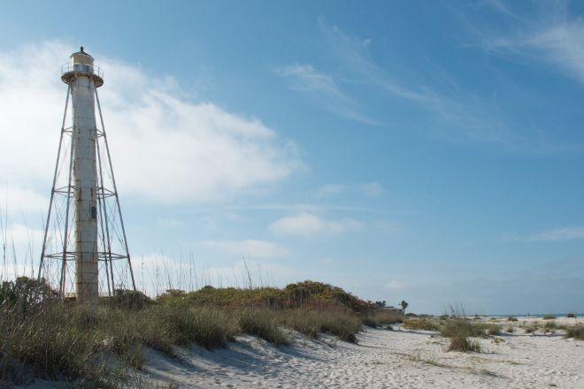 Gasparilla Island Lighthouse, Boca Grande, United States