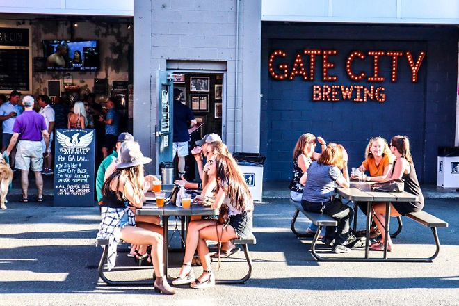 Gate City Brewing Company, Roswell, United States