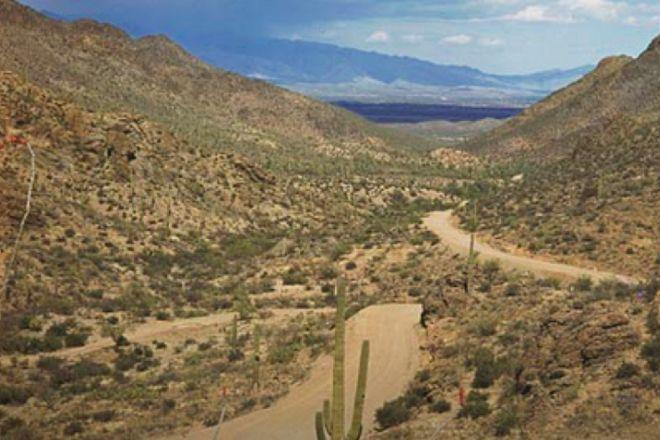 Gates Pass, Tucson, United States