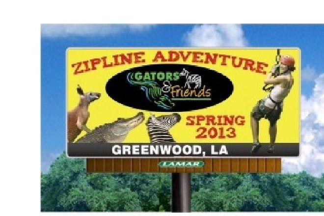 Gators and Friends - Alligator Park & Exotic Zoo, Greenwood, United States