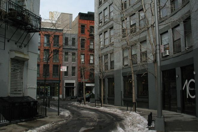 Gay Street, New York City, United States