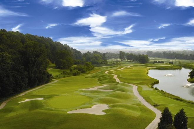 Gaylord Springs Golf Links, Nashville, United States