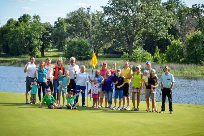 Geneva Golf Club, Alexandria, United States