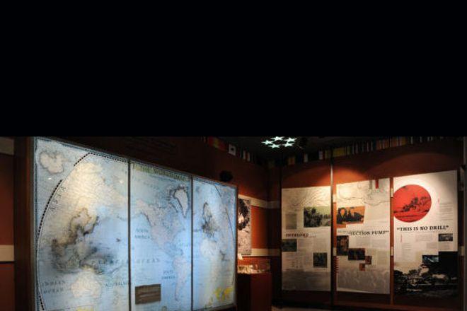George C. Marshall Museum, Lexington, United States