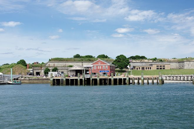 George's Island, Boston, United States