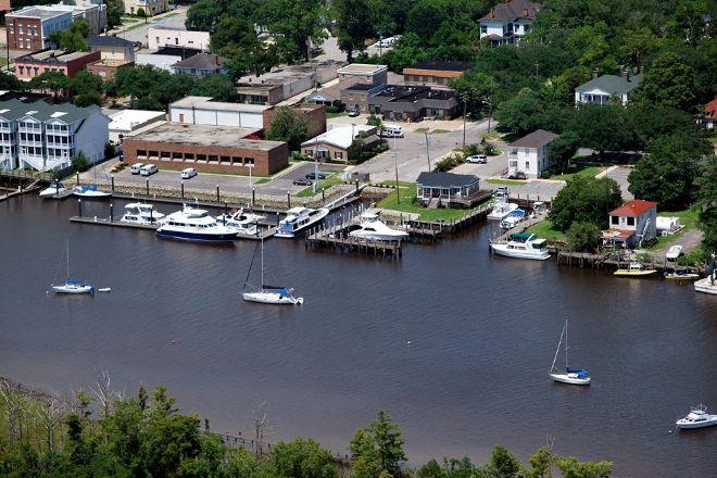 Georgetown Harborwalk, Georgetown, United States