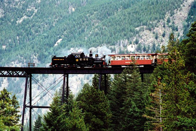 Georgetown Loop Railroad, Georgetown, United States