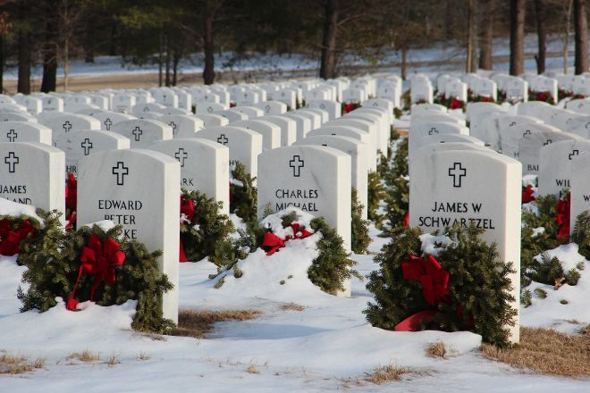 Georgia National Cemetery, Canton, United States