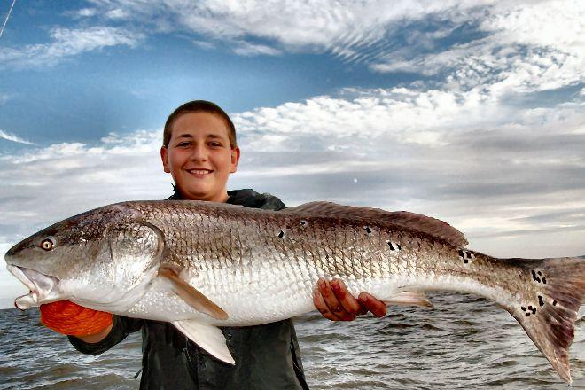 Georgia Sport Fishing Charters, Jekyll Island, United States