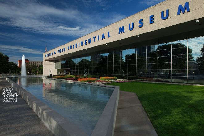 Gerald R. Ford Museum, Grand Rapids, United States