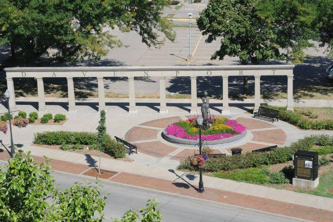 German American Heritage Center, Davenport, United States