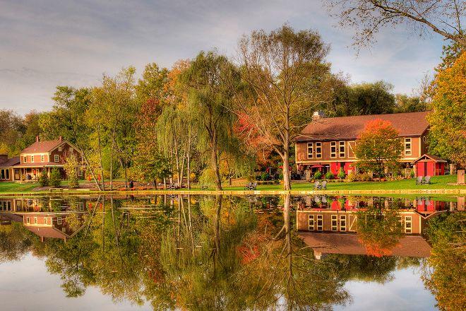 Gervasi Vineyard, Canton, United States