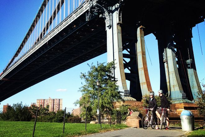 Get Up and Ride Bike Tours, Brooklyn, United States