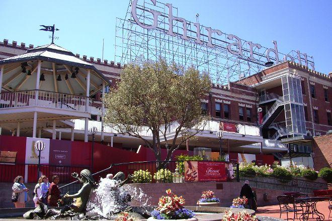 Ghirardelli Square, San Francisco, United States