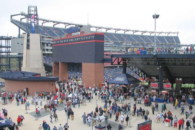 Gillette Stadium, Foxborough, United States