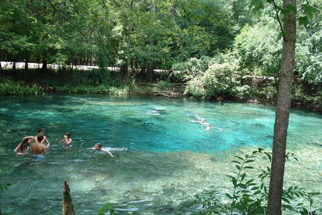 Ginnie Springs, High Springs, United States