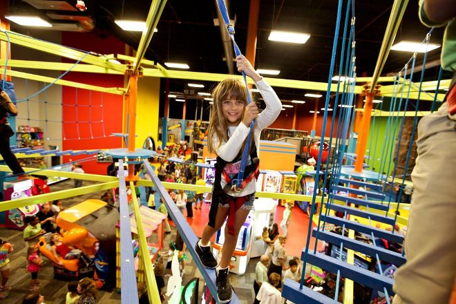 Gizmo's Fun Factory, Orland Park, United States