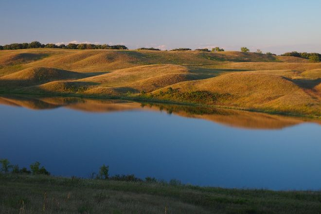 Glacial Lakes State Park, Starbuck, United States
