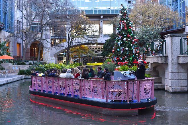 GO Rio San Antonio River Cruises, San Antonio, United States