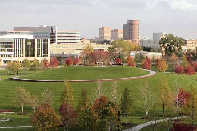 Gold Medal Park, Minneapolis, United States
