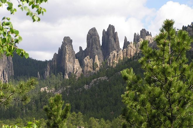 Golden Circle Tours, Custer, United States