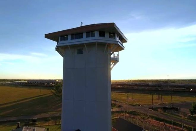Golden Spike Tower and Visitor Center, North Platte, United States