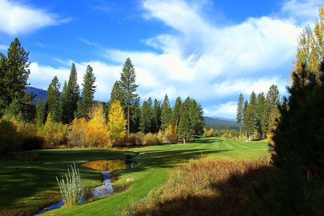 Golf Club at Whitehawk Ranch, Clio, United States