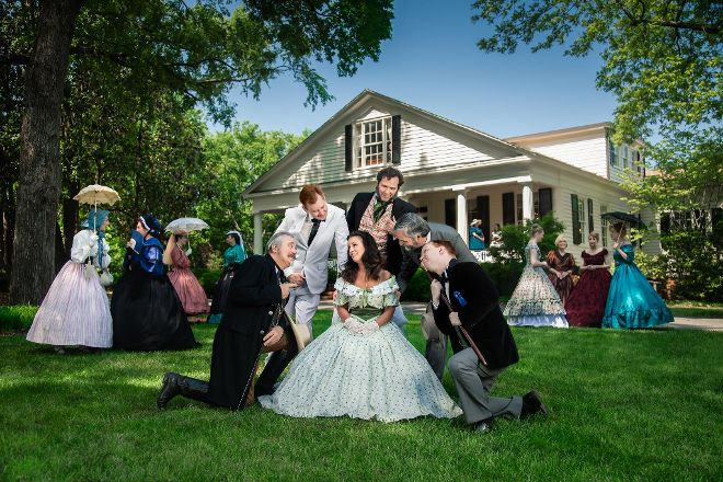 Gone With the Wind Museum at Historic Brumby Hall, Marietta, United States