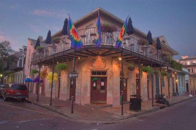 Good Friends Bar & Queens Head Pub, New Orleans, United States