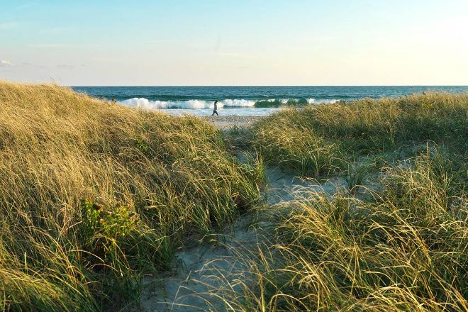 Goosewing Beach Preserve, Little Compton, United States