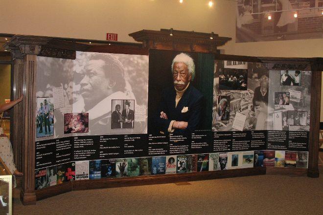 Gordon Parks Museum, Fort Scott, United States