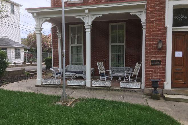 Gordon-Roberts House, Cumberland, United States