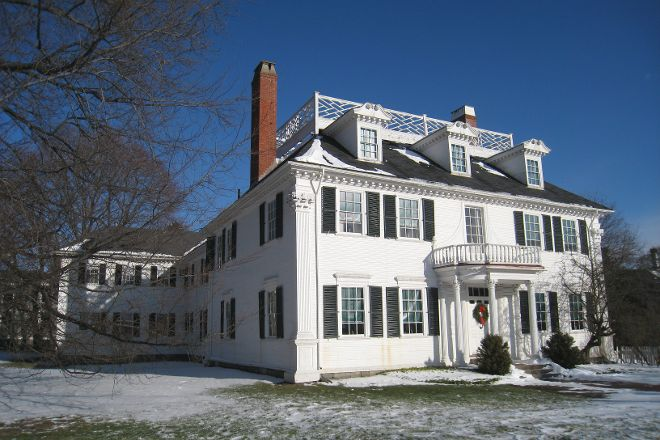 Governor John Langdon House, Portsmouth, United States