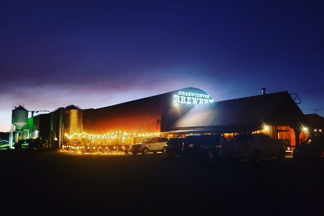 Grand Canyon Brewing Company, Williams, United States