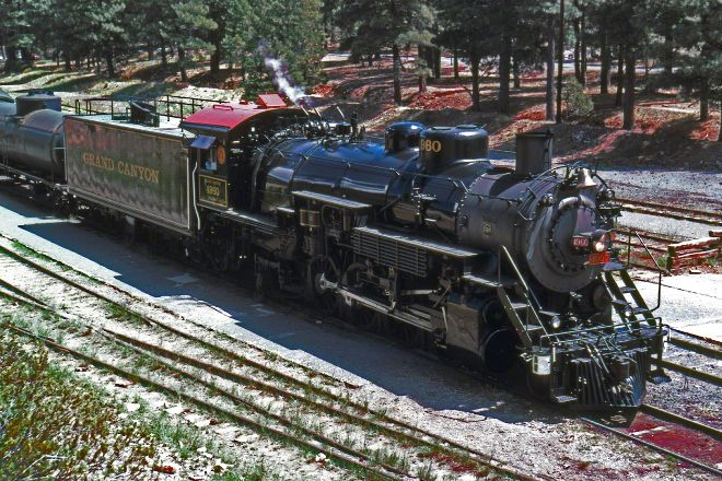 Grand Canyon Railway, Williams, United States