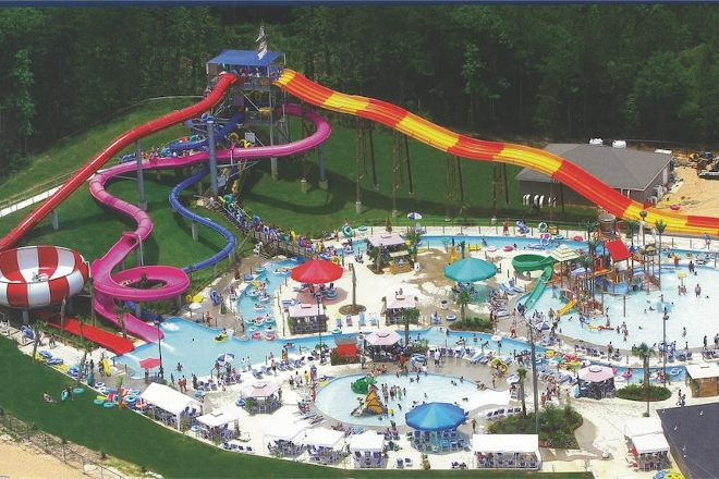 Grand Paradise Water Park, Collins, United States