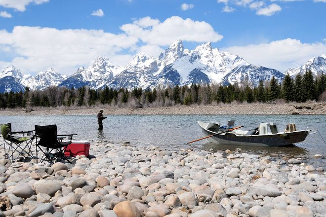 Grand Teton Fly Fishing, Jackson, United States