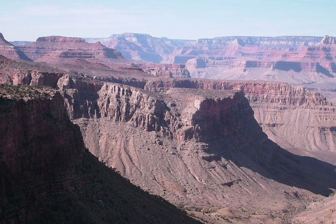 Grandview Trail, Grand Canyon National Park, United States