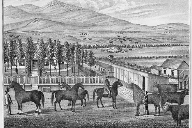 Grant-Kohrs Ranch, Deer Lodge, United States