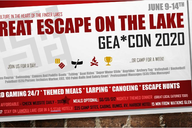 Great Escape Adventures, Horseheads, United States