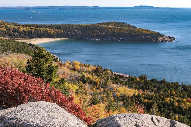 Great Head Trail, Acadia National Park, United States