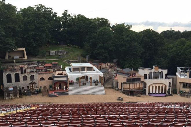 Great Passion Play, Eureka Springs, United States